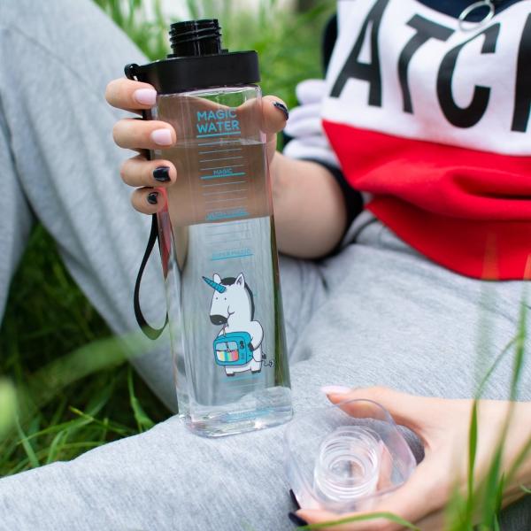 Бутылка для воды ZIZ Магическая вода