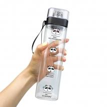Бутылка для воды ZIZ Панды