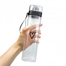 Бутылка для воды ZIZ Сердечко