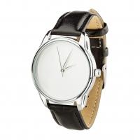 Часы ZIZ Минимализм (черный, серебро)