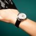 Наручные Часы ZIZ Минимализм (черный, серебро)