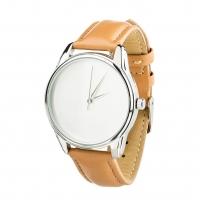 Часы ZIZ Минимализм (карамельный, серебро)