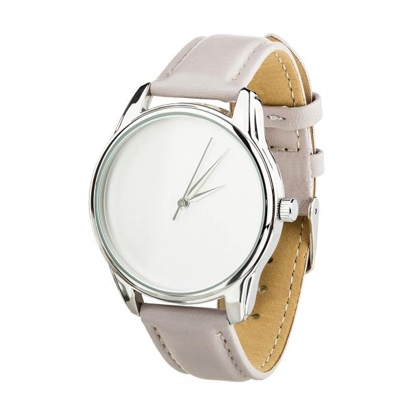 Часы ZIZ Минимализм (лавандовый, серебро)