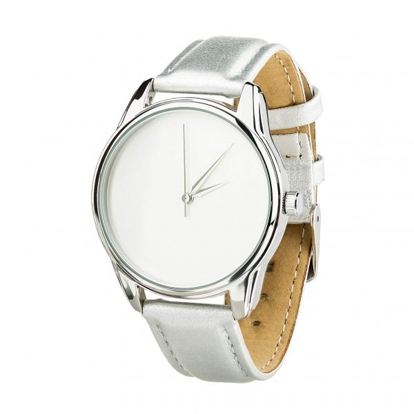 Часы ZIZ Минимализм (металлик, серебро)