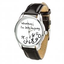 Часы ZIZ Late white