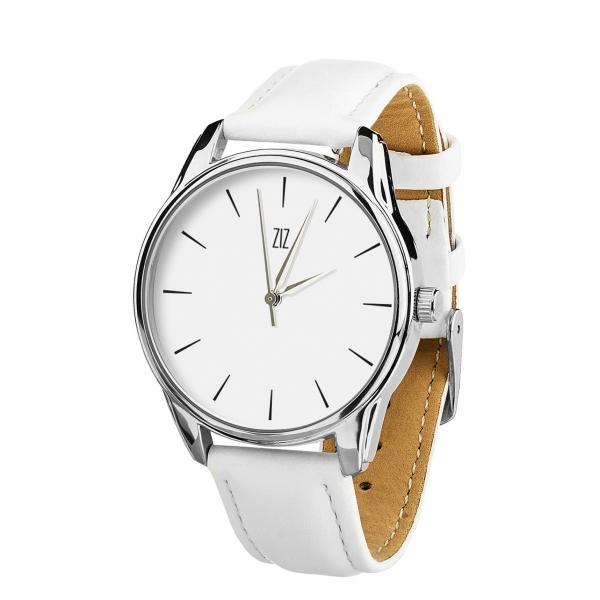 Часы ZIZ Черным по белому