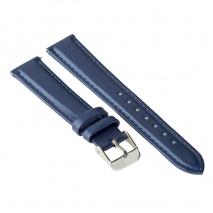 Ремешок для часов ZIZ (ночная синь, серебро)