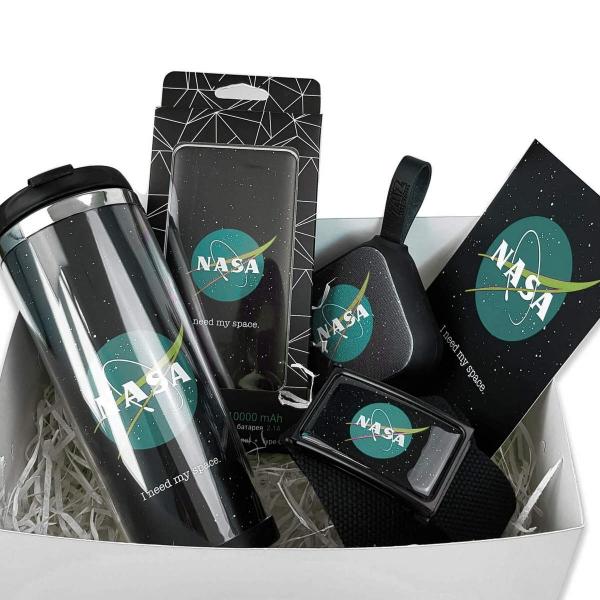 Корпоративные подарочные наборы с логотипом