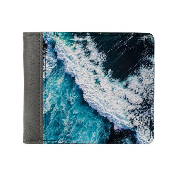 Кошелек ZIZ Океаническая волна