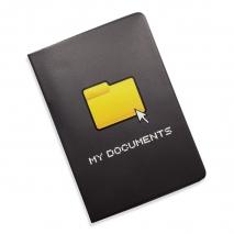 Обложка для документов 5 в 1 Мои документы ZIZ