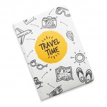 Обложка для документов 5 в 1 Время путешествий ZIZ