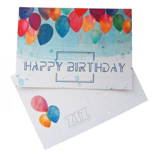 Открытка ZIZ День рожденья