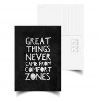 Открытка ZIZ Покинь зону комфорта