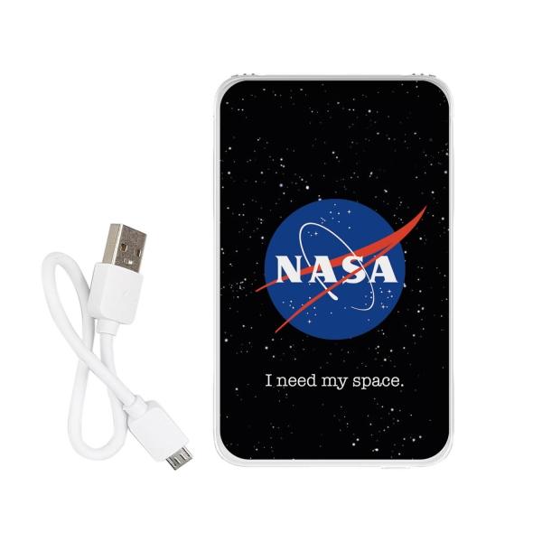 Повербанк ZIZ НАСА 5000 мАч