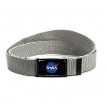 Ремень ZIZ НАСА серый